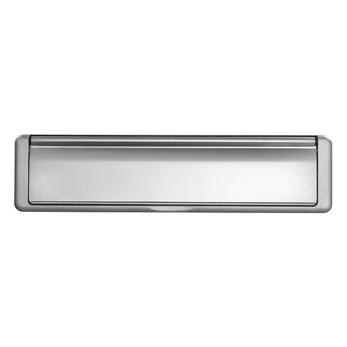 Ultimate Windows, Bespoke Door Furniture, Hardex Satin Letter Box
