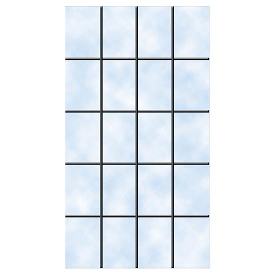 Ultimate Collection, Bespoke Doors, Georgian Glazing Pattern