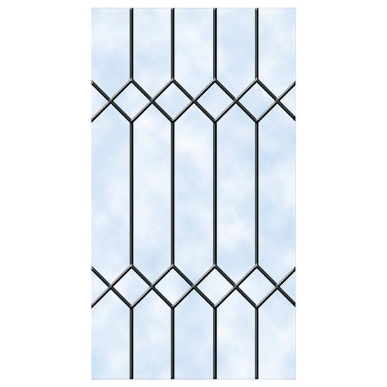 Ultimate Collection, Bespoke Doors, Stuart Glazing Pattern