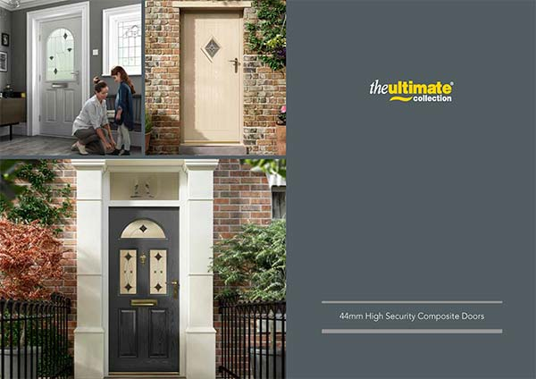 Ultimate Collection 44mm Composite Door Brochure